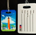 Ponce Inlet Lighthouse Luggage Tag