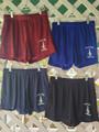Ladies PILH Athletic Shorts