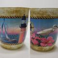 Ponce Inlet Lighthouse Bahama Tulip Mug