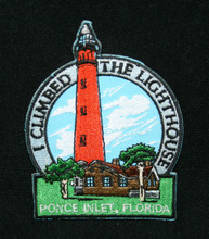 I Climbed Ponce Inlet Lighthouse Patch
