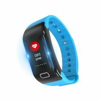 Smart Bracelet Watch Heart Rate Blood Pressure Monitor Fitness Tracker