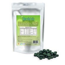 Buy Pure Natural Chlorella Tablets Here