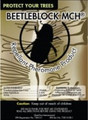 Beetleblock – MCH (Douglas-fir and Spruce Beetle Repellent) - 100 Pack