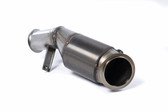 Milltek Sport Large Bore Downpipe and Hi-Flow Sports Cat (not legal for road use)