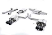Milltek Sport Audi SQ5 3.0T Cat-Back Exhaust with Cerakote Black Quad Tips