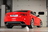 Milltek Sport Audi RS5 Catback Exhaust, Non-Resonated Downpipes, Resonated Center