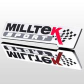 Milltek Sport Badge