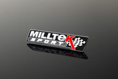 Milltek Sport Special Edition Black Badge