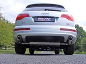 Milltek Sport Audi Q7 4.2 FSTI Cat-back