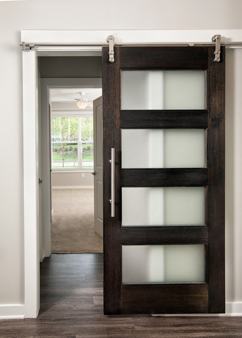 4 Lite Mahogany Interior Door Gateway Doors