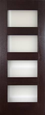 4 lite mahogany interior door gateway doors - Prefinished mahogany interior doors ...