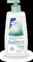 TENA BODYWASH & Shampoo 1000mL Bottle with Pump (SCA-64375)