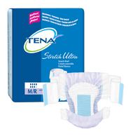 "TENA 67803 STRETCH ULTRA Brief, LARGE/X-LARGE SIZE 41""-64"" (36/PKG) CS/2PKG - Box of 72 (SCA-67803)"