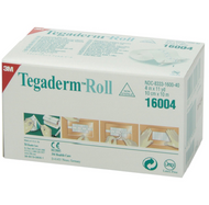"3M Tegaderm Transparent Film Dressing Roll 4"" x 11 yards (3M-16004)"