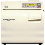 """MidMark Ritter M9-022 STERILIZER ULTRACLAVE AUTOMATIC w/AUTO DOOR CHAMBER 9 x 15"""""""