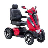 "Drive KING COBRA KINGCOBRA422CS King Cobra Executive Power Scooter, 4 Wheel, 22"" Captain Seat"