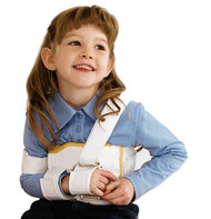 Shoulder Immobilizer Pediatric XS (2530) (OA-2530)