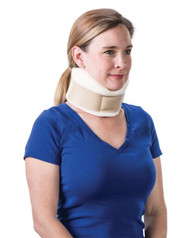 "3.5"" Foam Collar With Vinyl Strap (CLR-6242)"