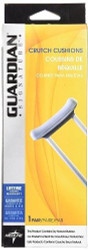 Medline G00018 Guardian Underarm Crutch Cushion, Gray (Case of 8)