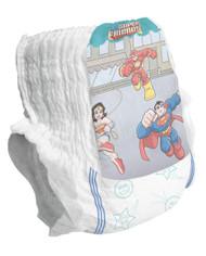 Medline HSP29817 DryTime Disposable Training Pants ,CHILD,Medium,20-32 LBS,8/17S CS