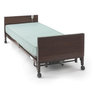 Medline MDR107003LO 2 PCS MEDLITE FULL ELECTRIC BED, LOW