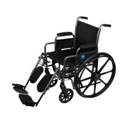 Medline MDS806300NEE WHEELCHAIR,K1 BASIC,16,DLA, ELR FOOT EA