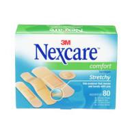 3M CS203 Nexcare Comfort Strips Bandage 80/box