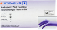 Stevens SC363200 GLOVE EXAM NITRILE POWDERFREE Non-Sterile