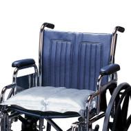"Medline MSC263105 Gel Filled Wheelchair Cushions, 16.5"" x 18"" x 2"""