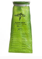 Medline NON80329 EMESIS BAG,SICKNESS CLEAN-UP,CLEAN SACK GREEN 144/GR