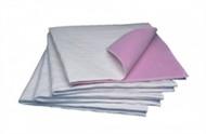 Medline MDTIU3TABPNK Sofnit 300 Reusable Underpads, Pink (Case of 24)