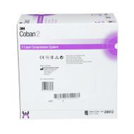 3M-20012 COBAN 2 COMPRESSION SYSTEM (LAYER 1 ONLY) 5CM X 1.2M (BX/32) 1/RL