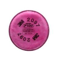 3M-7093 CS/60 FILTER P100 FOR HALF FACEPIECE