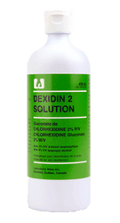 3M-918062 DEXIDIN 2 SOLUTION, SIZE 450ML