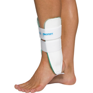 DJ Orthopedics 02CL AirCast ANKLE BRACE SMALL LEFT