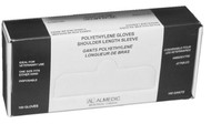 ALMEDIC 40-4000 GLOVE POLY DISPOSABLE SHOULDER LENGTH BX/100