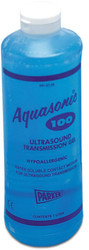 AMG 118-332 AQUASONIC 100 TRANSDUCING GEL W/ DISPENSER, 1LT BOTTLE