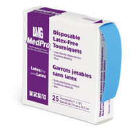 MEDPRO 118-784 LATEX-FREE TOUNIQUET BX/250