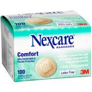 "3M CS401 Bandage Comfort Sterile Spots 7/8"" Circle 100/BX"