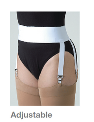 "BSN Medical 111354 BX/1 JOBST GARTER BELT W/VELCRO FASTENER, WAIST 36"" -39"" (92CM-99CM), LATEX"
