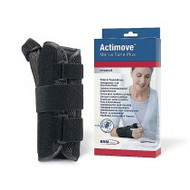 BSN-7349636 ACTIMOVE MANUS FORTE PLUS WRIST THUMB BRACE LG-XL, LEFT , BLACK
