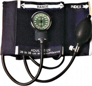 Medline 14-3000 NOVA Sphygmometer ANEROID POCKET w/ADULT