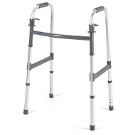 Invacare 62911 I-CLASS DUAL-RELEASE PADDLE FOLDING WALKER, STYLE SINGLE PACK