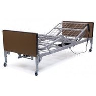 Invacare BED21633 FULL ELECTRIC BED PACKAGE (deluxe mattress) SPECIAL ORDER 10-15 BUSINESS DAYS, NON-RETURNABLE