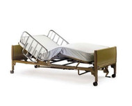 Invacare BED41633 SEMI-ELECTRIC BED PKG W/ SOLACE PREVENTION FOAM MATTRESS