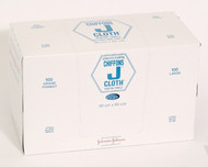 JNJ-H1623 J-CLOTH HOSPITAL TOWELS LARGE / WHITE (30CM X 60CM) BX/100