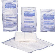 """Kendall 9194A (CS12) TY/18 TENSORB WET-PRUF STERILE ABDOMINAL PADS, 8"""" X 10"""""""