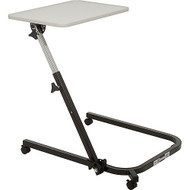 Drive 13000 Pivot and Tilt Adjustable Overbed Table Tray