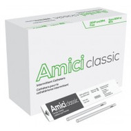 Ostomy Essentials AMICI 3616 BX/100 AMICI CLASSIC FEMALE INTERMITTENT CATHETERS, SIZE 16FR 6""
