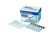 "Terumo NN-2238R BX/100 NEEDLE Hypodermic 22G X 1.5"", THIN WALL."